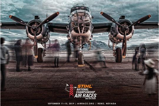 CAF Increases Presence at Reno Air Races