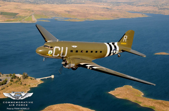Commemorative Air Force Announces Departure of Two Aircraft